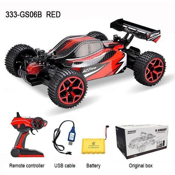 1:18 Highspeed Remote Control Car 20KM/H Speed RC Drift Car radio controlled machine 2.4G 4wd off-road buggy with Lipo battery Машина Дистанционное Управление