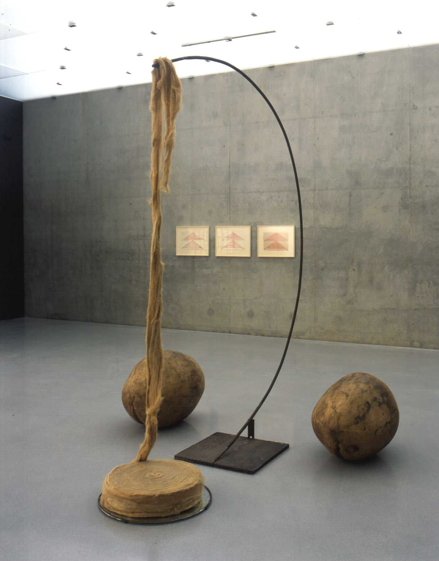 Louise bourgeois needle fuseau 1992 when i was growing up all the women in my house were using needles i have always had a fascination with the