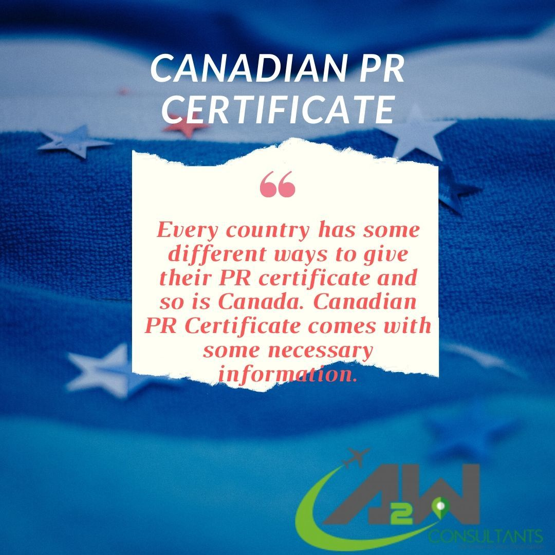 Best Agency for Canada PR Educational consultant, Study