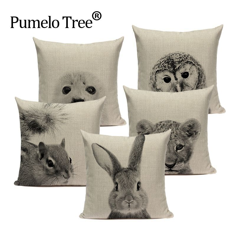 Cushion Covers Decorative Pillows