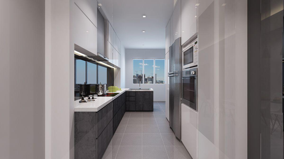 HDB 4Rm@Jurong West   Kitchen | Home U0026 Decor Singapore | Home Renovation |  Pinterest | Singapore, Kitchens And Interiors Part 75