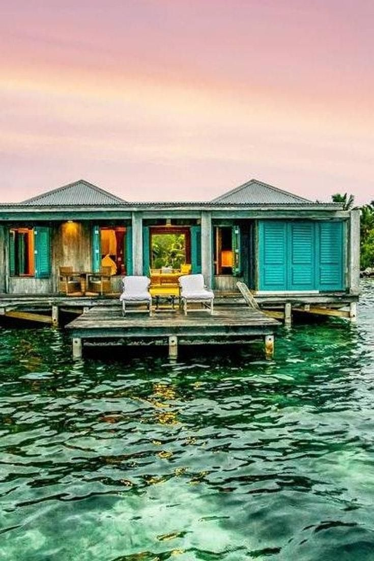 5 Instagram-Worthy Water Bungalows You Can Rent on Airbnb | Travel