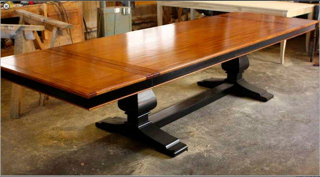 Custom Kitchen Tables In The Local Stores  Umaproductions Captivating Custom Built Dining Room Tables Design Ideas