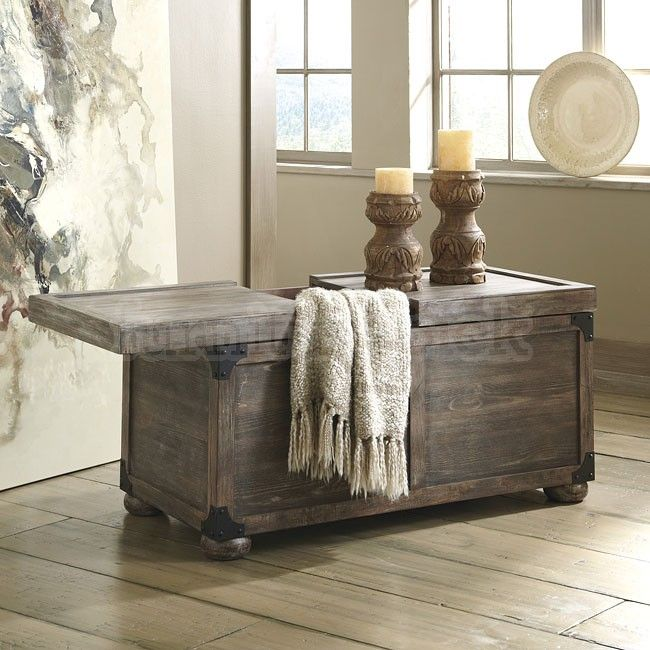 Cool Signature Design by Ashley Chatham Coffee Table Luxury - Minimalist Driftwood sofa Table Style