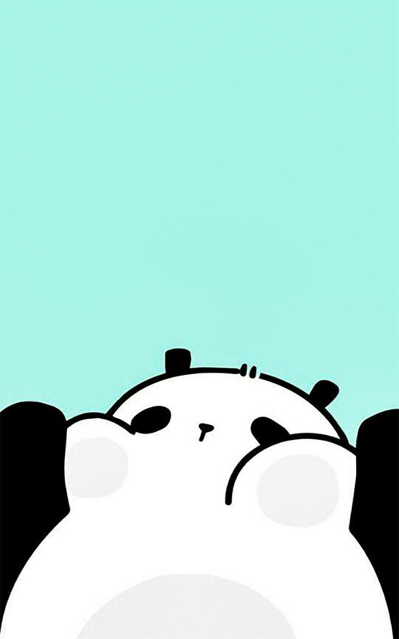 Cute Panda Wallpaper For Android Fond D Ecran Panda Fond D Ecran Telephone Fond Ecran Summer