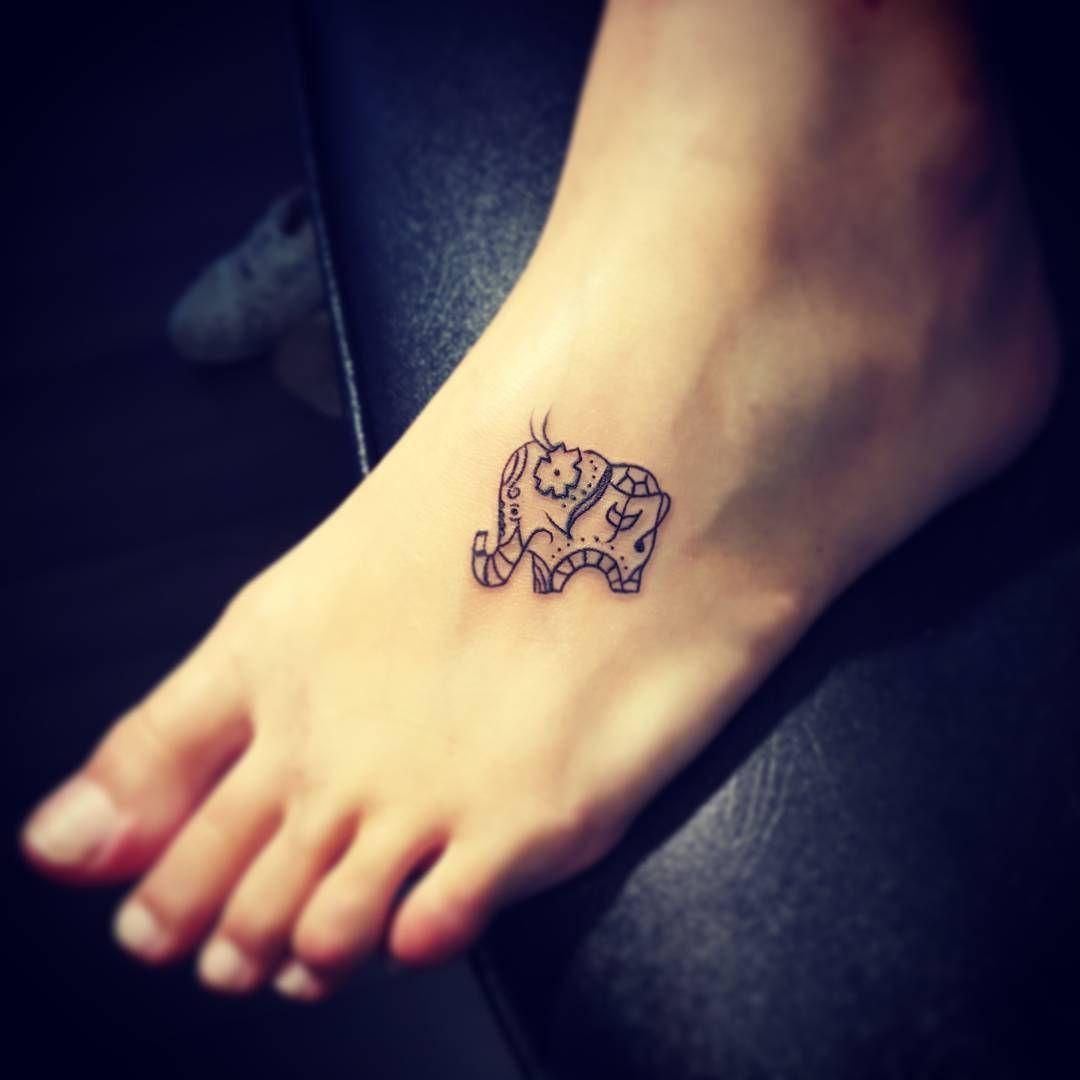 «Micro elefante by David torres»