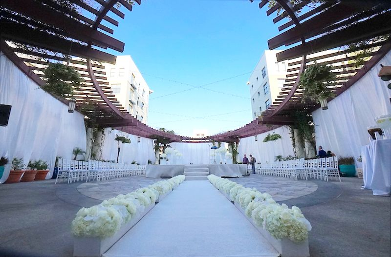 Weddings And Corporate Events In Pasadena