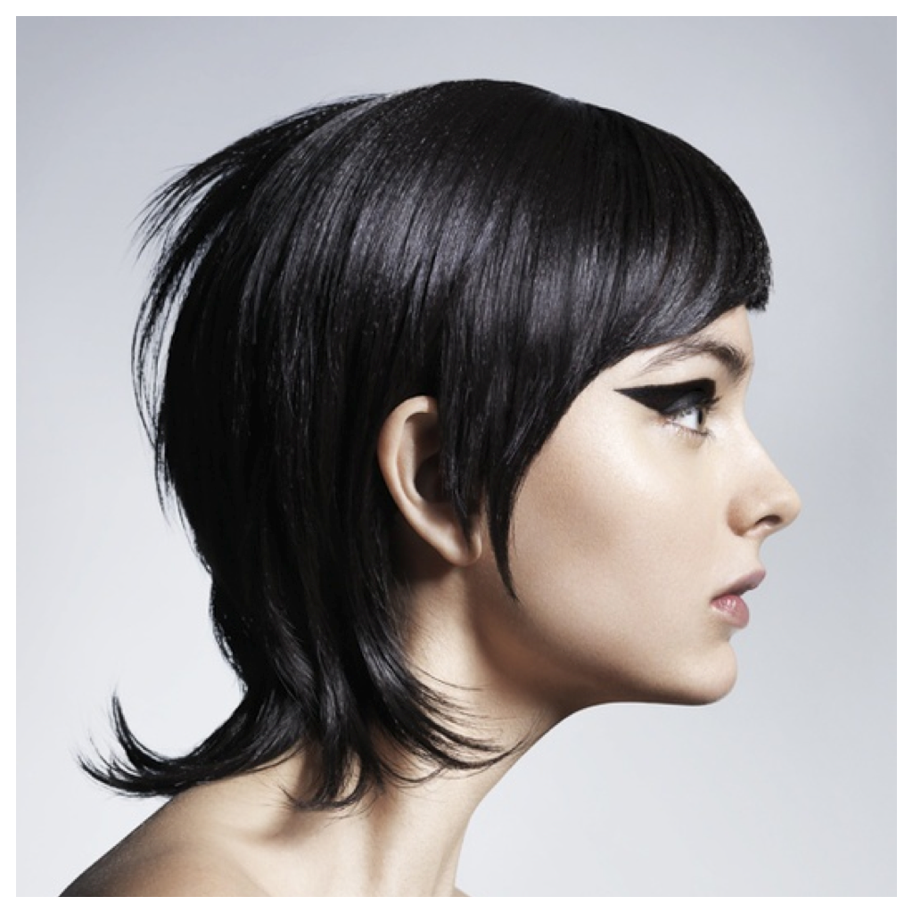 spring hair cut inspiration: extra long pixie #spring #haircut