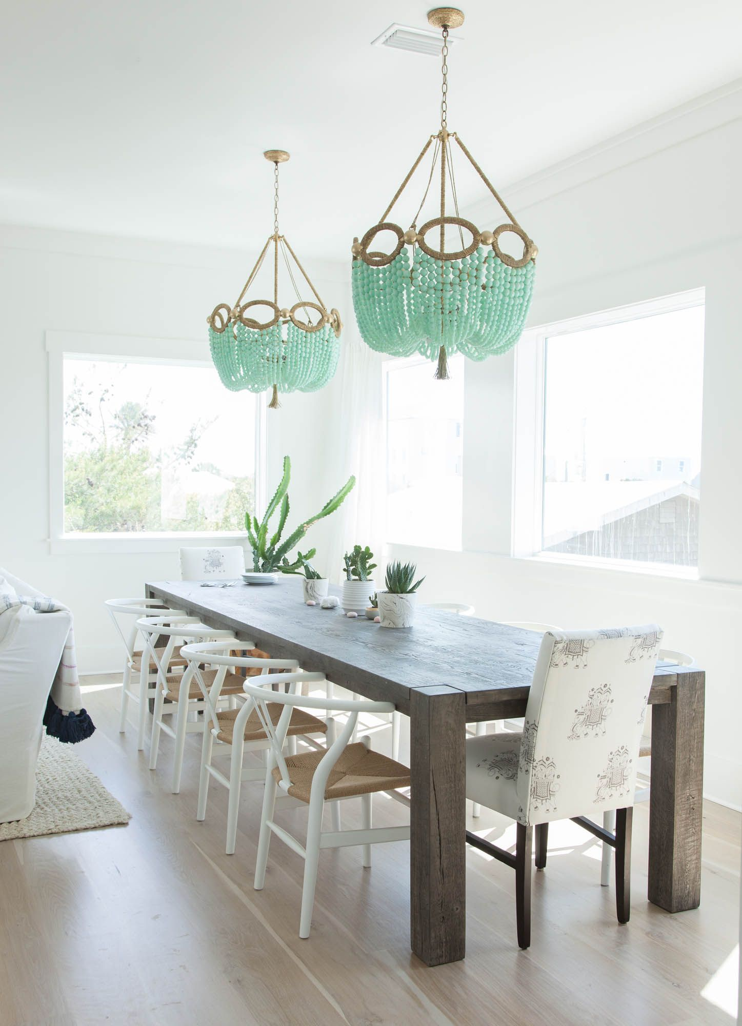 A Florida Vacation Home Inspired by Morocco and India | Rue | Dining ...
