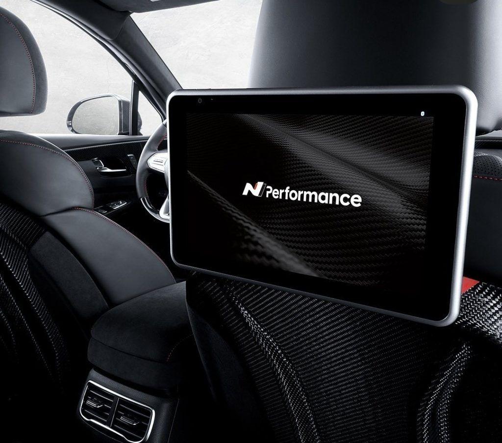 Hyundai Santa Fe N Performance Parts Released In 2020 Performance Parts Hyundai Santa Fe Hyundai