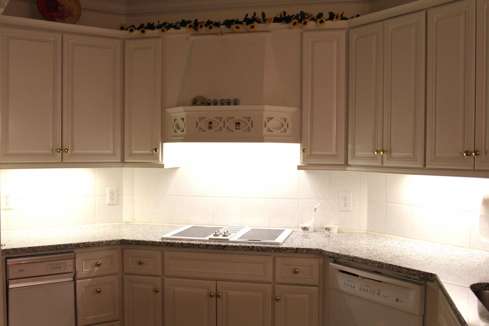 50 Under Cabinet Led Rope Lighting Kitchen Shelf Display Ideas Check More At Kitchen Under Cabinet Lighting Kitchen Cabinet Interior Light Kitchen Cabinets