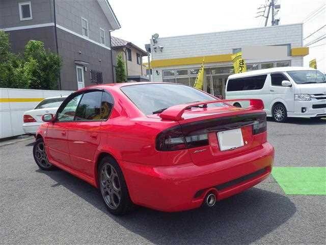 2003 Subaru Legacy B4 BE5                                                                                                                                                                                 もっと見る