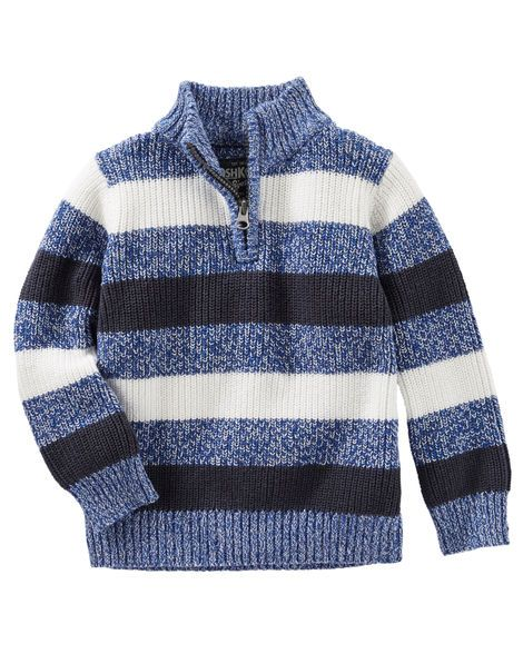 ed349dc16 Baby Boy Ski Lodge Sweater from OshKosh B'gosh. Shop clothing & accessories  from a trusted name in kids, toddlers, and baby clothes.
