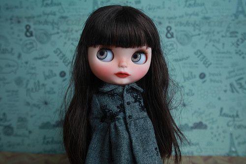Miette OOAK Custom Blythe https://www.etsy.com/shop/UmamiBaby