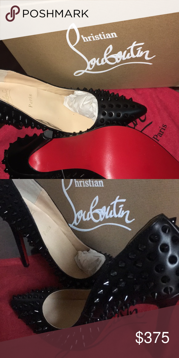 be7e6e75509d Red Bottoms New never used they are too big for me size 11 Very good  quality super cute !! Christian Louboutin Shoes Heels
