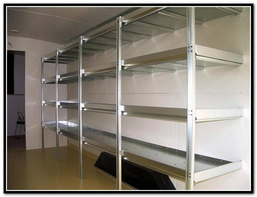 Trailer Shelving Pinterest