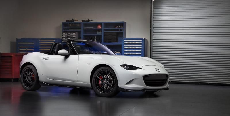 Mazda Unveils 2016 MX 5 Miata Accessories Concept at Chicago