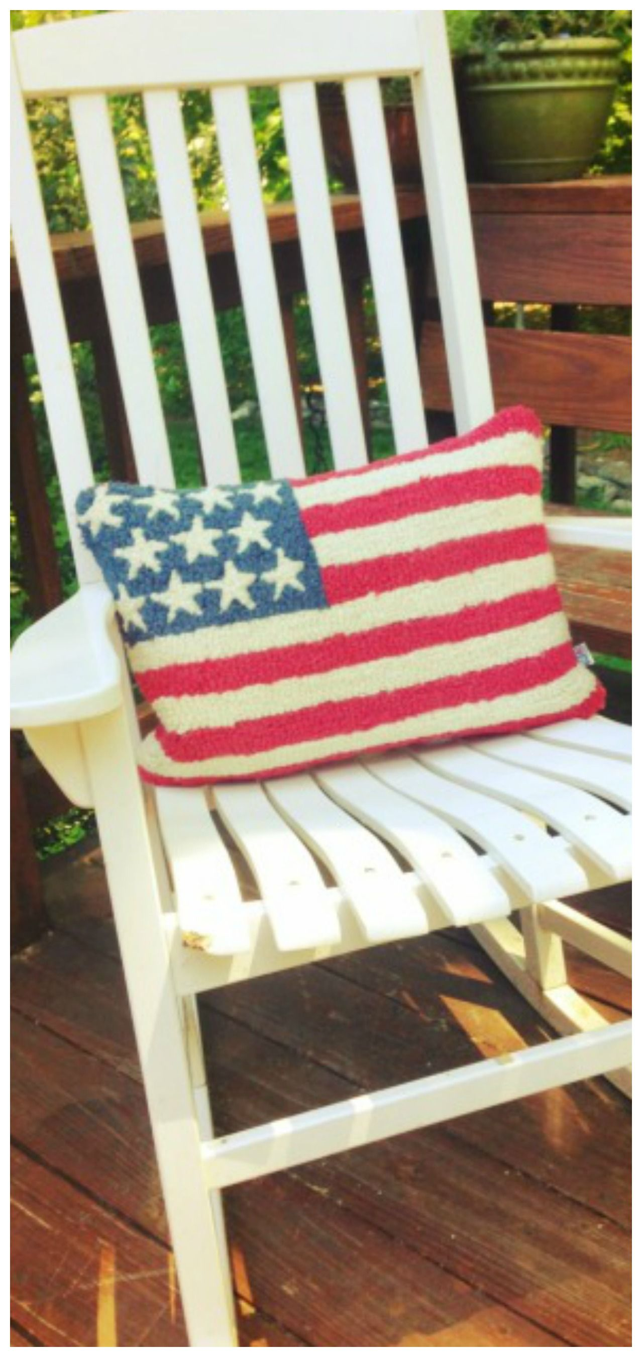 Onland Outdoor Furniture An Entry From The Sweet Simple Life In 2019 Patriotic Cottage On