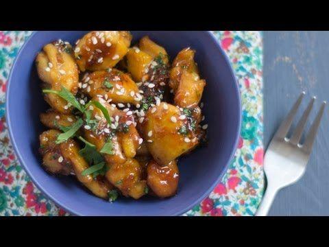 La Cuisine de Bernard: Le Poulet Caramélisé aux Agrumes
