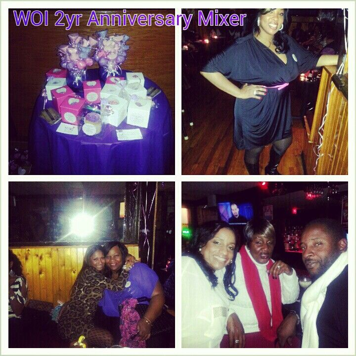 Our 2yr Anniversary mixer