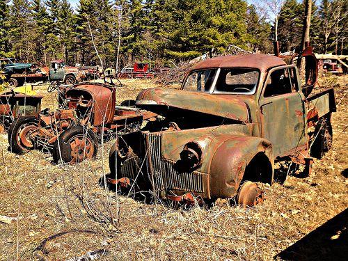 Studebaker Pickup Truck 1941 Abandoned Cars Classic Chevy Trucks Studebaker Trucks