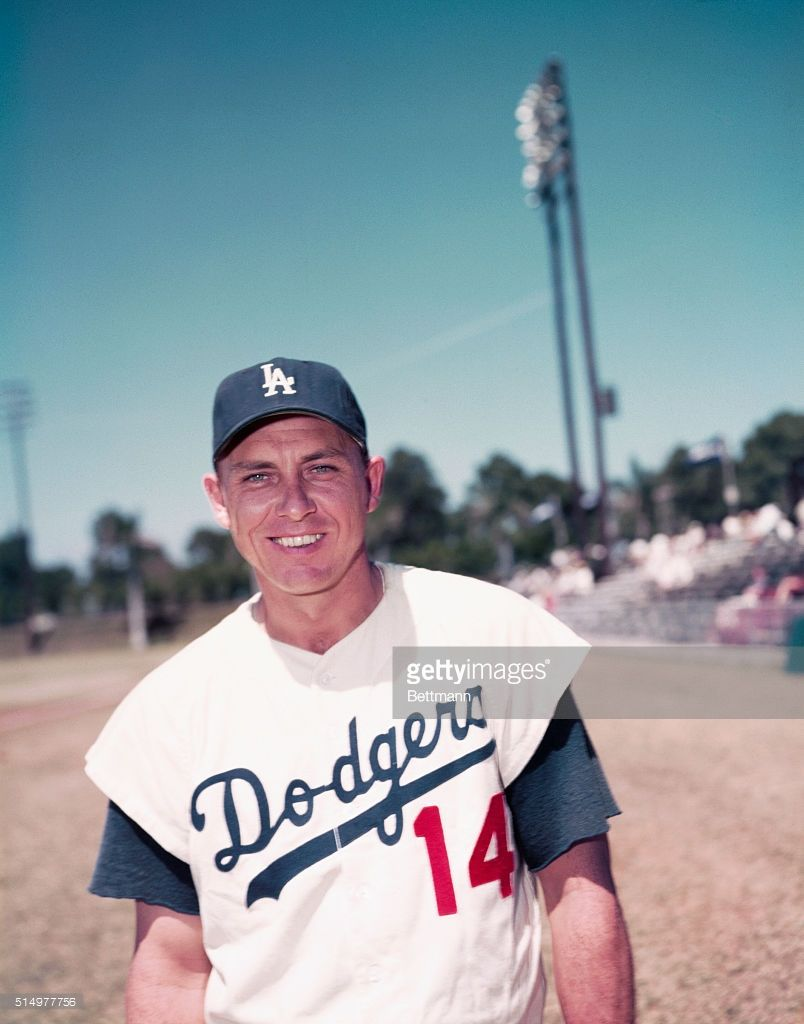 Los Angeles Angels Pacific Coast League 1953 Chuck Connors First Base Chuck Connors The Rifleman Pro Baseball
