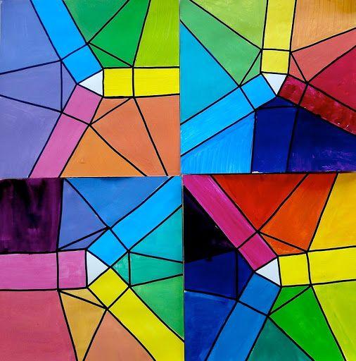 The Square Color Wheel Art Lesson Plans Pinterest Art Art