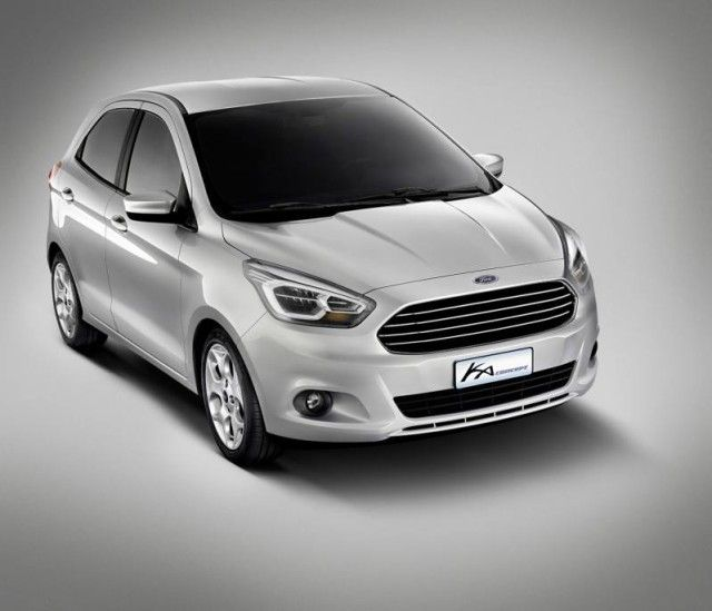 The 2016 Ford Ka Principle Provides An Idea Into The Styling And