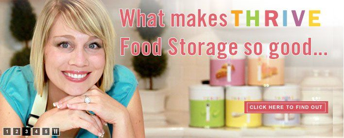Organic and Gluten Free Freeze-Dried food and emergency preparedness supplies.