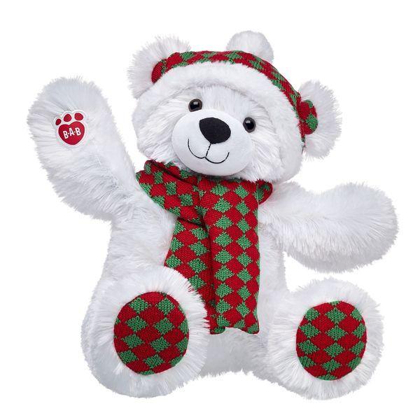 26040ce4d3b Online Exclusive Wintry Diamond Polar Bear