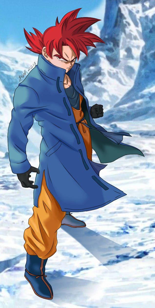 Goku ssg by Yusaika on DeviantArt