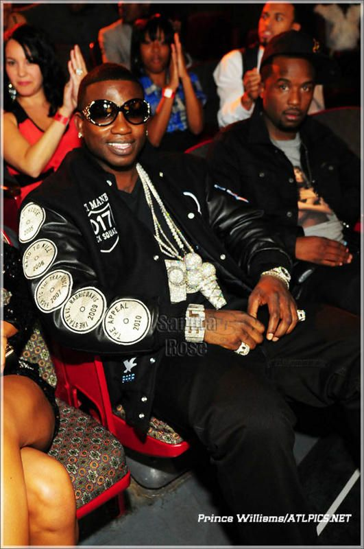 1a021f0d899 gucci mane bet awards letterman jacket
