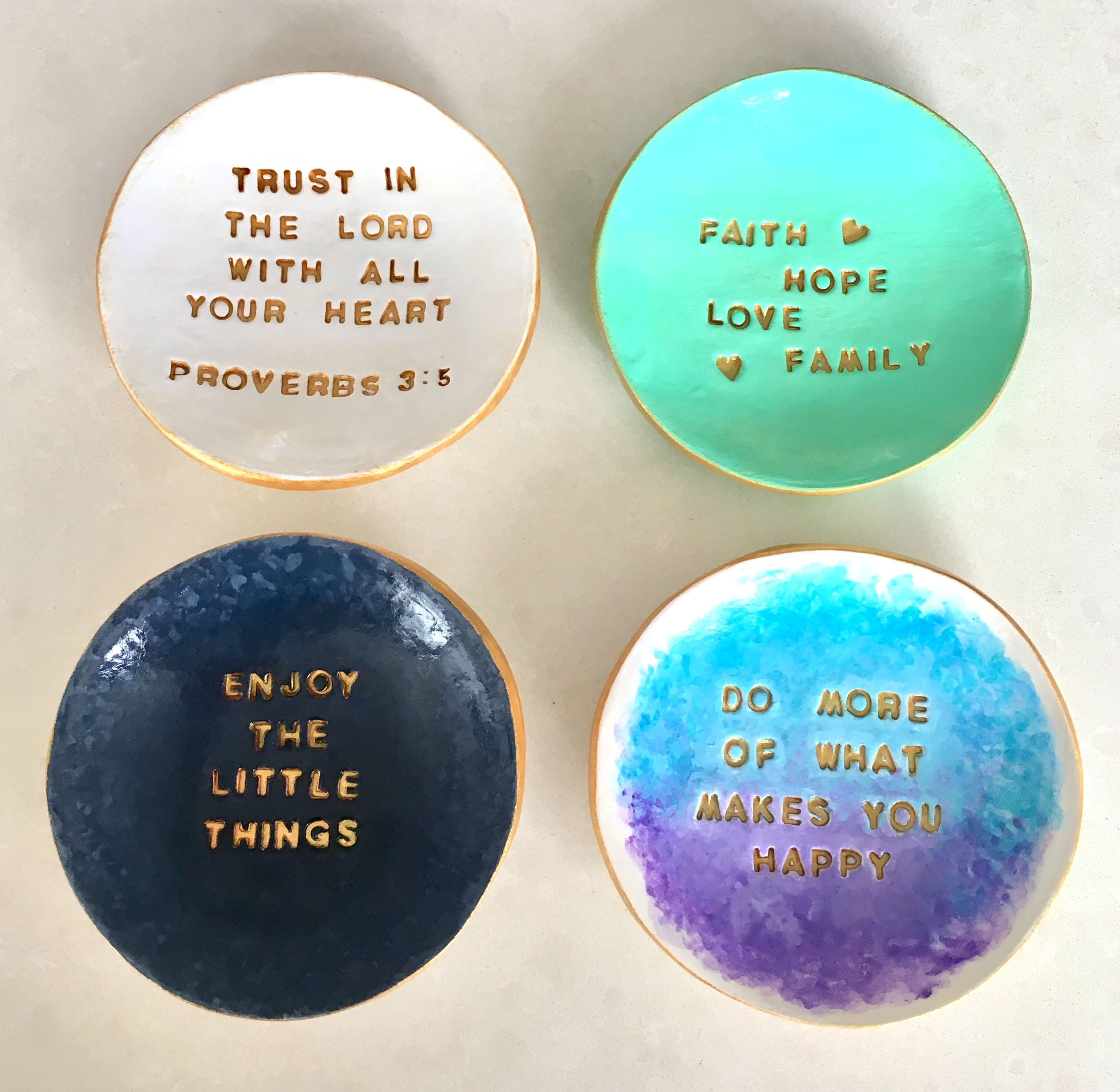 Quotes On Clay Dishes Diy Air Dry Clay Clay Crafts Air Dry Diy Clay Crafts