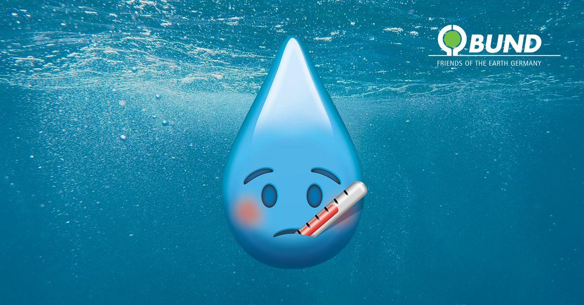 Unserem Wasser Geht Es Dreckig Giftiges Nitrat Pestizide Schadstoffe Und Mikroplastik Das Hat Im Wasser Nichts Zu Suchen Bundes Wasser Umwelt Mikroplastik