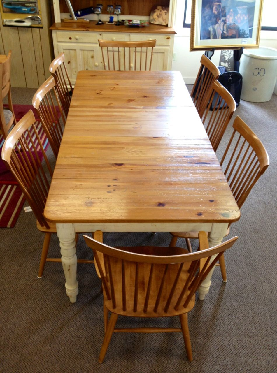 Nice Ethan Allen Kitchen Table For Desire