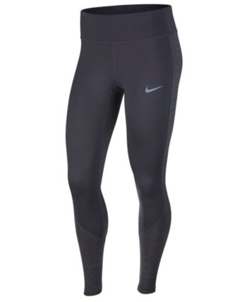 9fbdc73eb3e8e Nike Racer Warm Running Leggings - Gray S in 2019 | Products ...