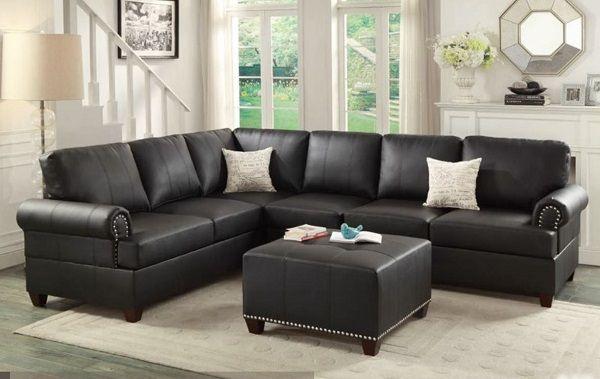 F7769 2Pcs Sectional Sofa