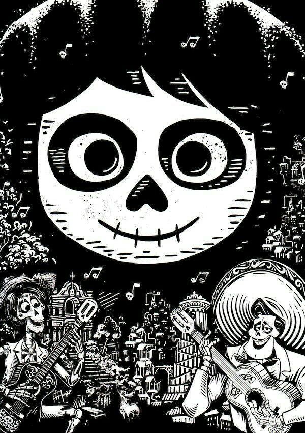 No Pos Solo Fan Arts De Coco V Creditos A La Autora De La