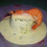 Terrine fish and scallop with herbs - karen souliez - Animal de soutien émotionnel #terrinedesaumon