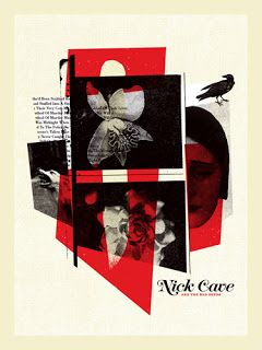 Nick Cave - by Aesthetic Apparatus