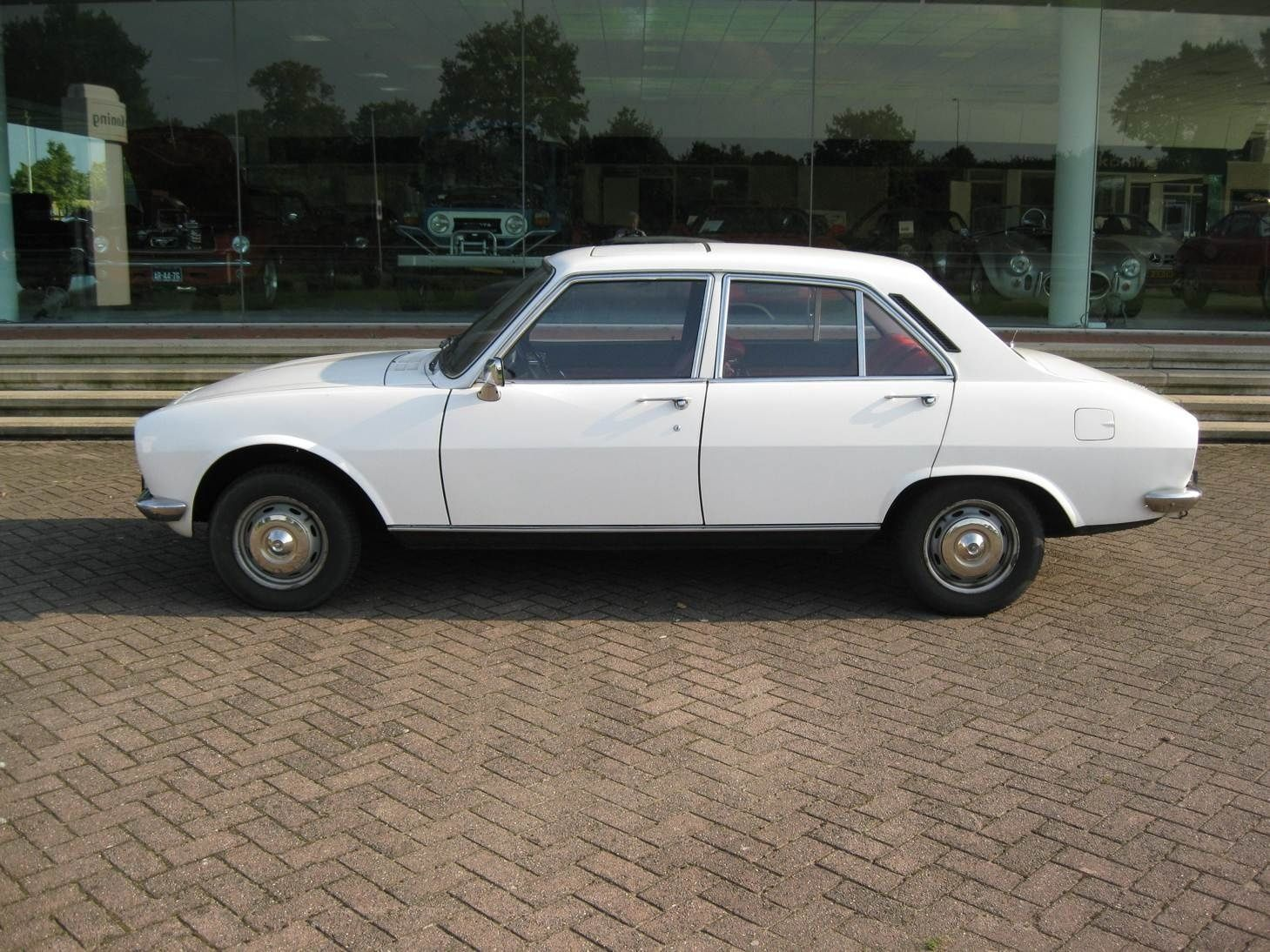 1973 Peugeot 504 Ti Classic Driver Market Peugeot