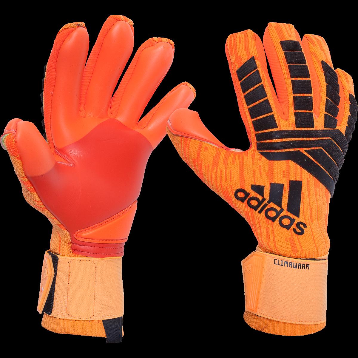 minusválido Fundador Predecesor  adidas Predator Climawarm Goalkeeper Glove-11 | Goalkeeper gloves, Adidas  predator, Goalkeeper