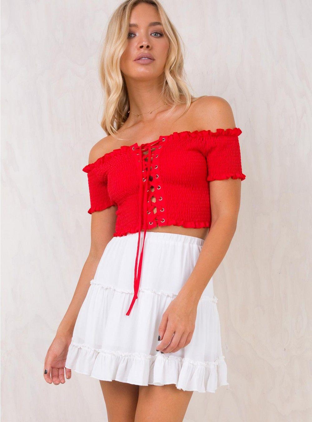 bb29e10384 Marlowe Mini Skirt Outfit Posts