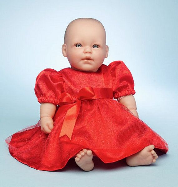 Baby Doll Clothes Pattern Doll Baby Clothes Pattern by blue510
