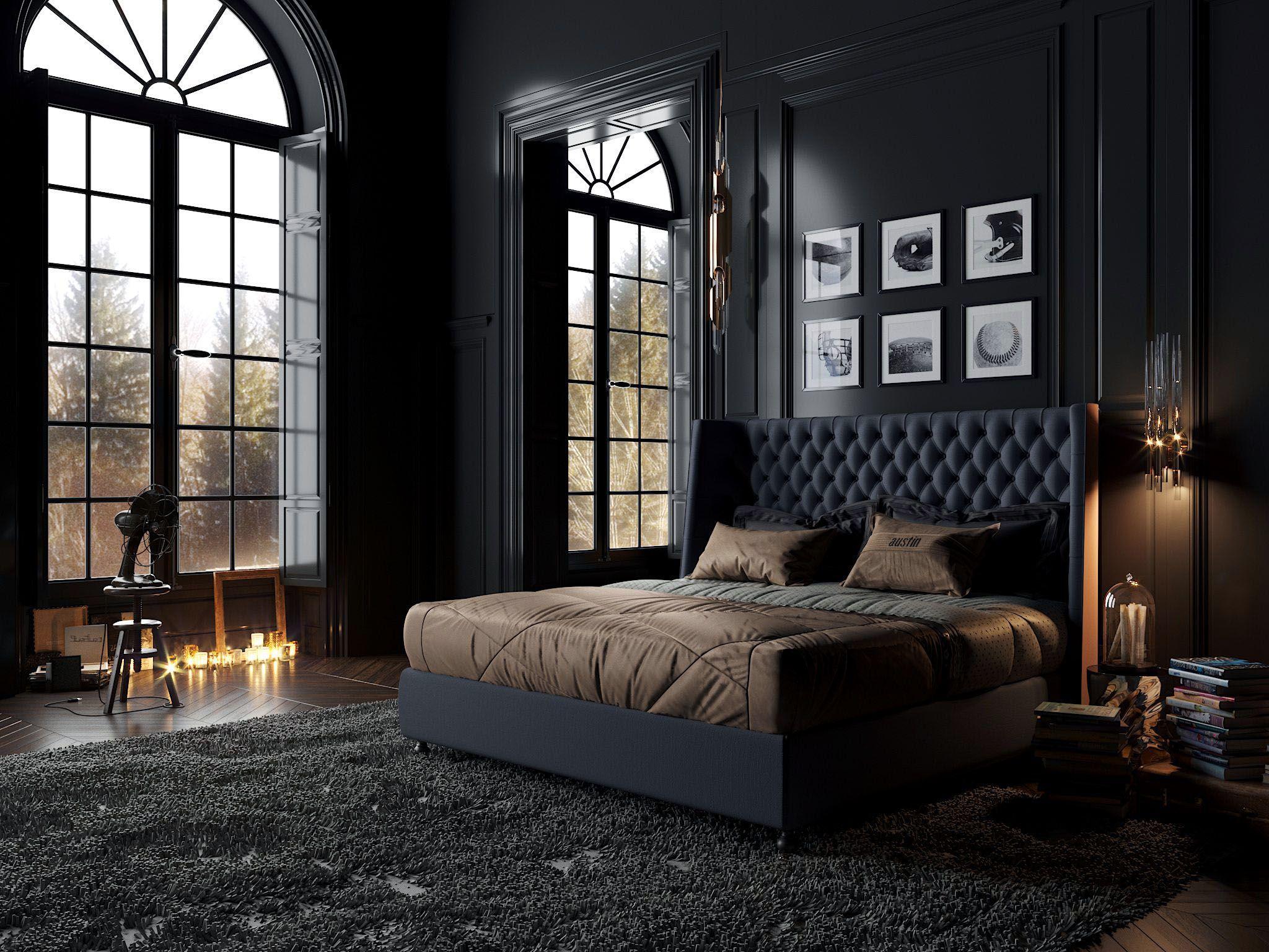 Impressive Dark Hipster Bedroom Tumblr On This Favorite Site Black Bedroom Design Classic Bedroom Luxurious Bedrooms
