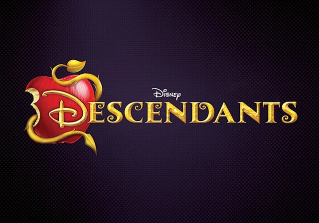 Image Disneys Descendants Logo Jpg Disney Wiki Fandom Powered By Wikia Disney Descendants Descendants Disney Wiki
