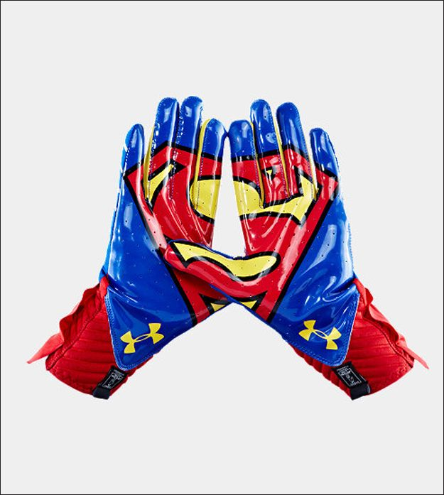 under armour gloves football receiver
