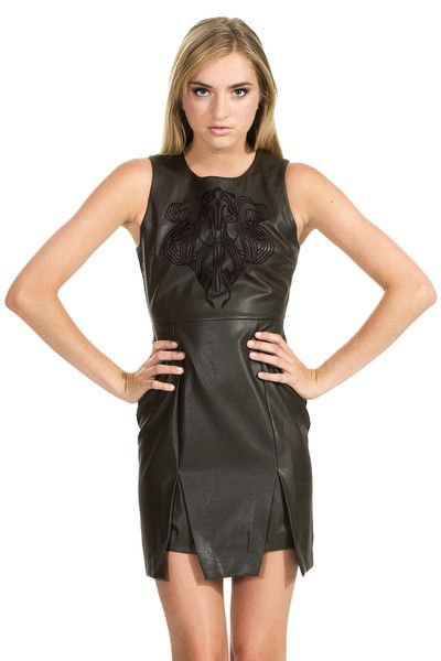 Dark Night Dress No Fashion Deadline $48