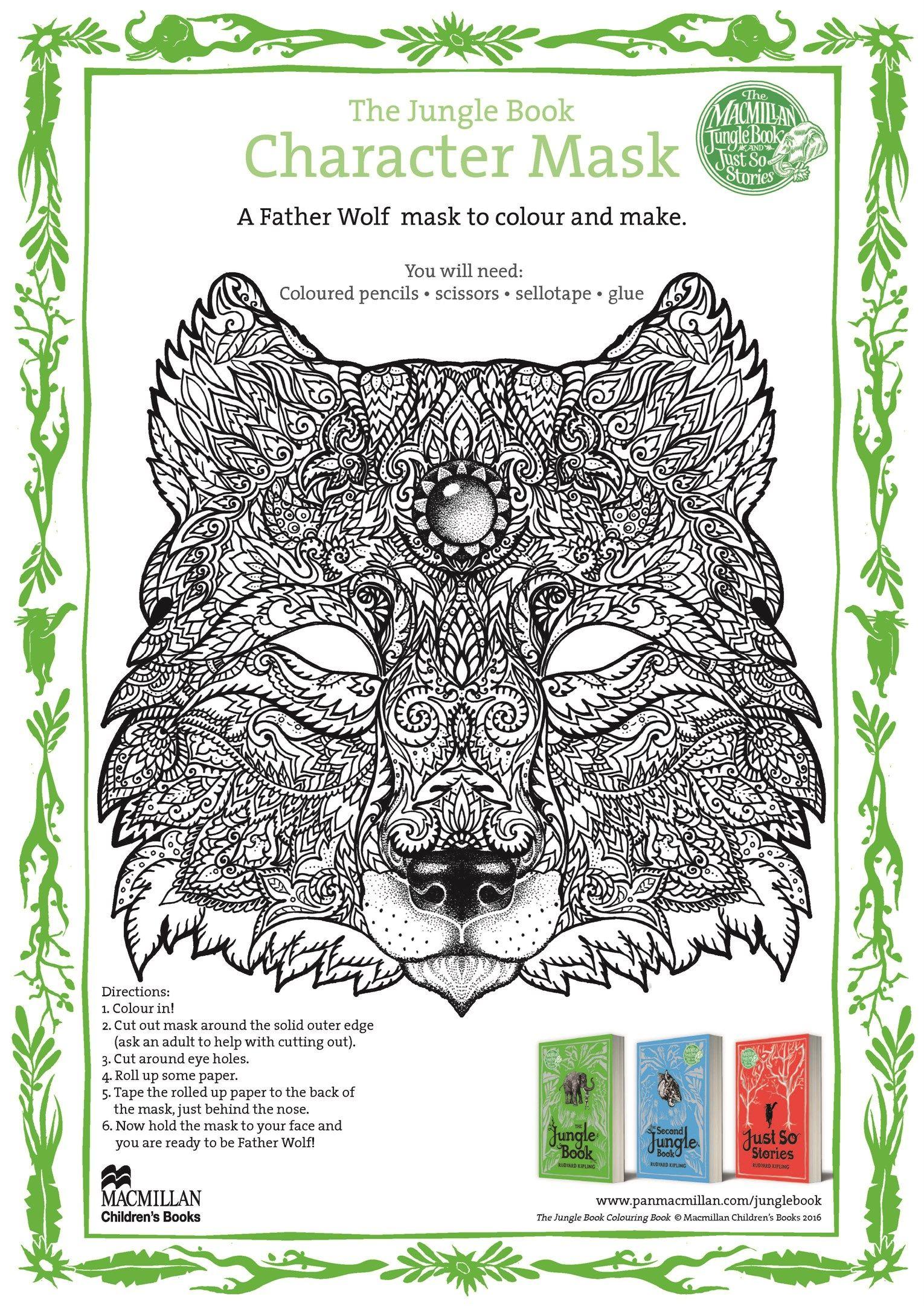 Cubs | Macmillan Publishers | mascaras manada | Pinterest | Mascaras ...
