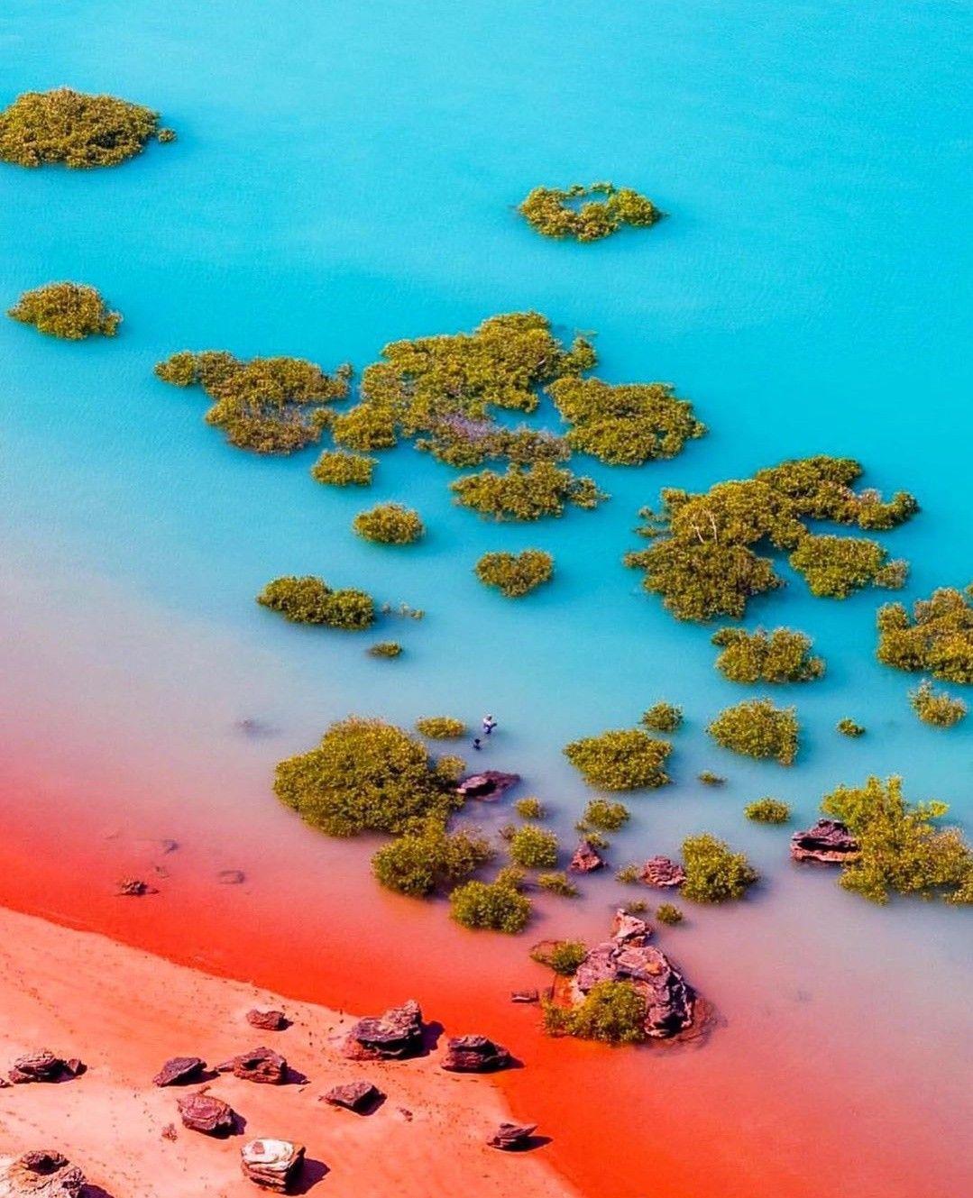 Broome Is A Beach Resort Town In Western Australia S
